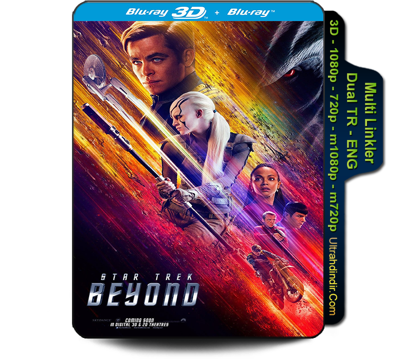star trek beyond 3d indir
