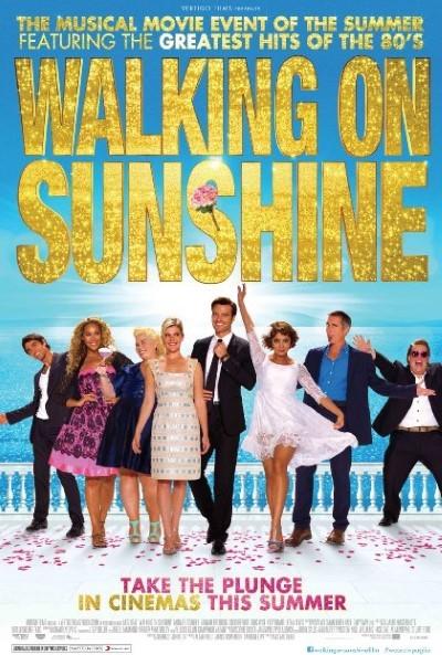 İtalya Tatili - Walking on Sunshine (2014) türkçe dublaj film indir