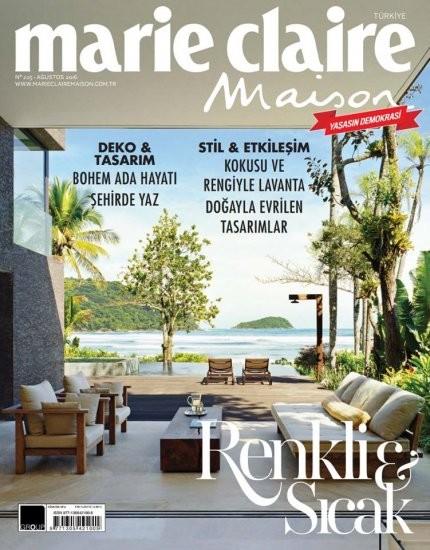 Marie Claire Maison Ağustos 2016