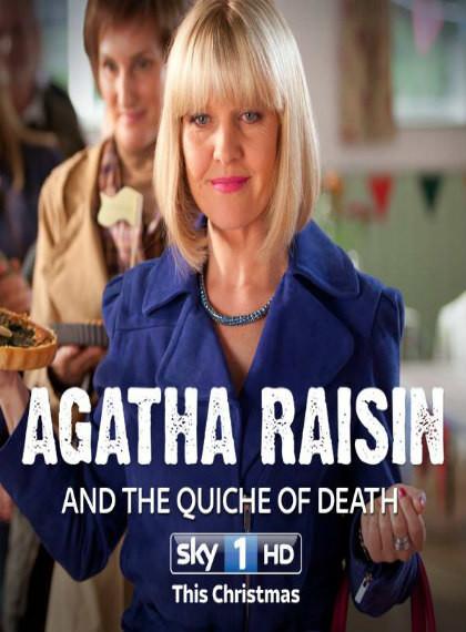 Agatha Raisin: Öldüren Kış | 2014 | WEBRip XviD | Türkçe Dublaj | Tek Link indir