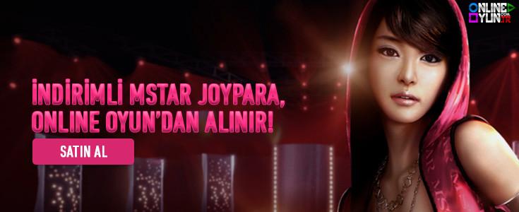 Indirimli Mstar Joypara Online Oyun'dan Alinir !