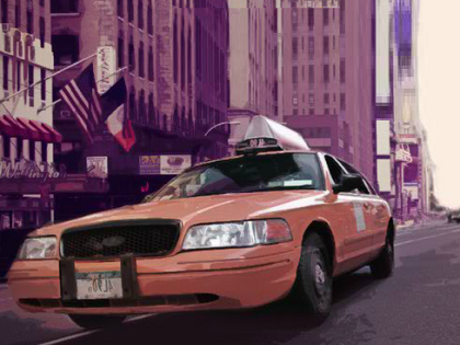 Hızlı Taksici Oyunu