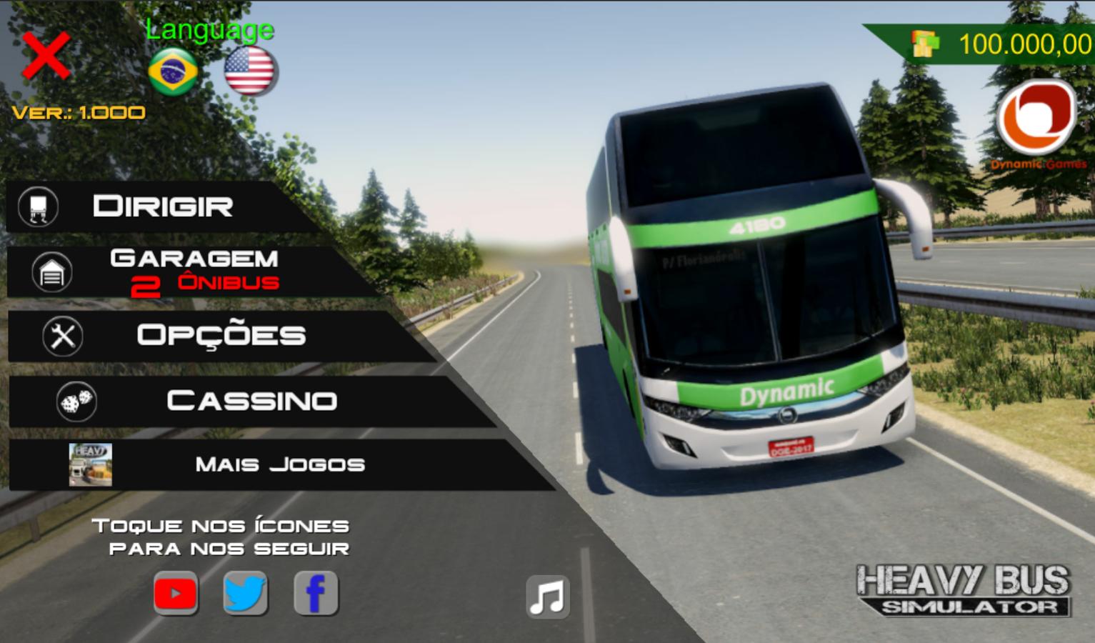 Heavy Bus Simulator Apk Mod