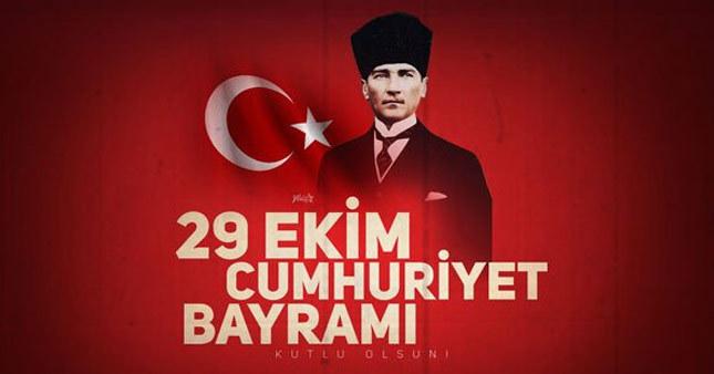 TÜRKİYƏDƏ CÜMHURİYYƏT BAYRAMIDIR