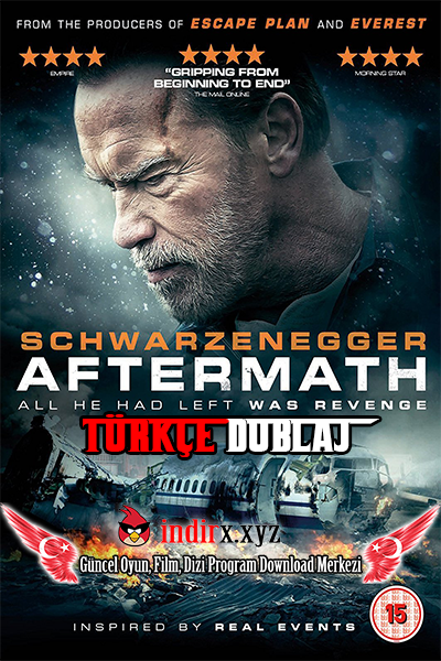 Aftermath - İntikam 2017 (XviD) m720p Türkçe Dublaj Film İndir