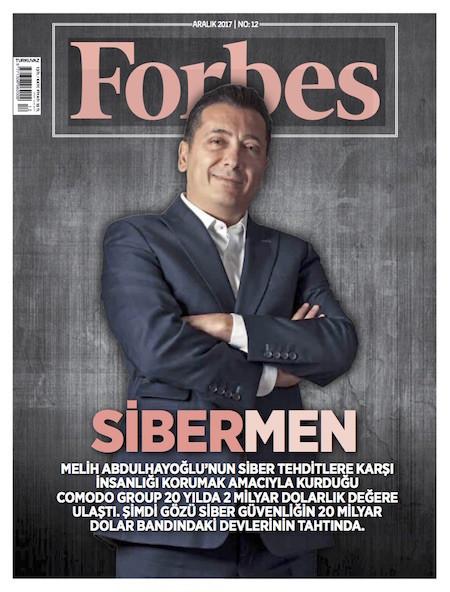 Forbes Aralık 2017
