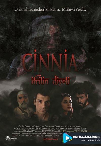 Ifrit'in Diyeti: Cinnia (2016) Full HD İzle İndir
