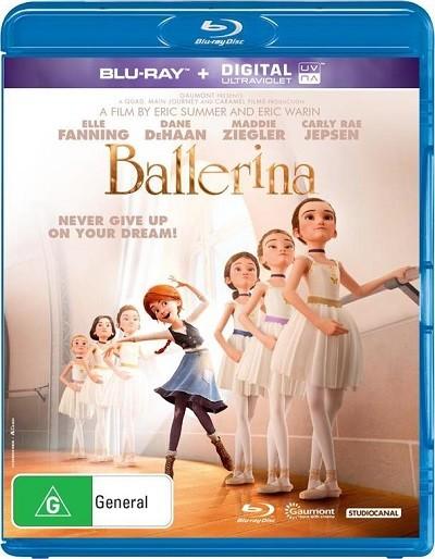 Balerin ve Afacan Mucit – Ballerina 2016 (BluRay 720p – 1080p) DuaL TR-ENG indir