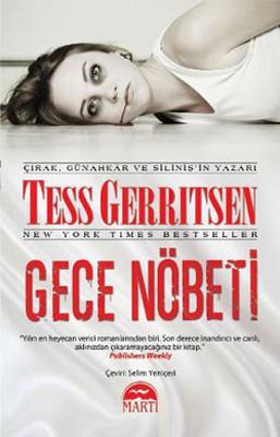 Tess Gerritsen Gece Nöbeti Pdf