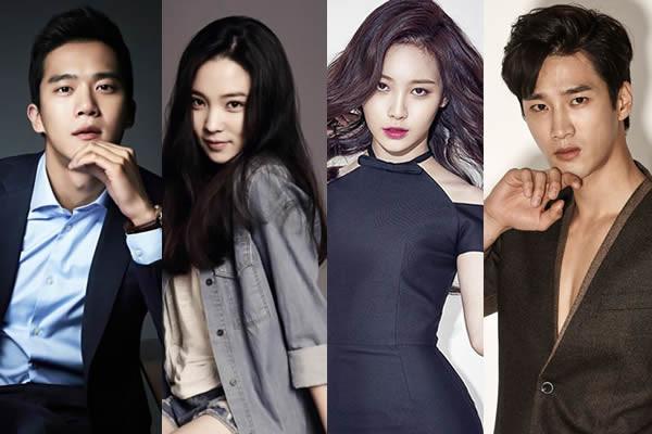 "Ha Suk-Jin, Yoon So-Hee, Yura ve Ahn Bo-Hyun, ""After the Play Ends"" Dizisinde Rol Alacaklar"