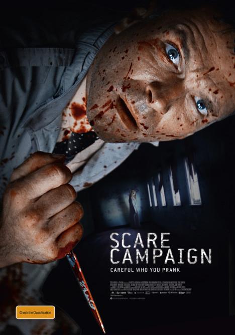 Scare Campaign 2016 HDRip Download