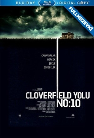 Cloverfield Yolu No:10 - 10 Cloverfield Lane | 2016 | BluRay | DuaL TR-EN - Film indir - Tek Link indir