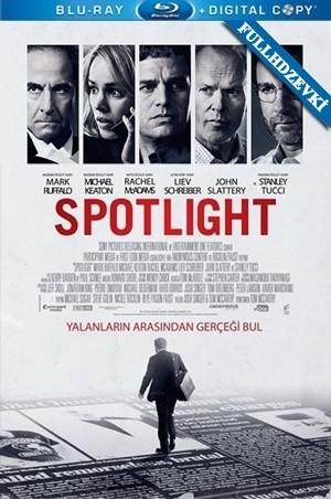 Spotlight | 2015 | BluRay | DuaL TR-EN - Film indir - Tek Link indir