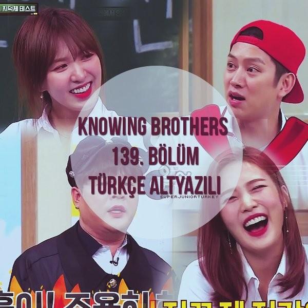 Knowing Bros 139. Bölüm (Red Velvet) [Türkçe Altyazılı] MM7OLV