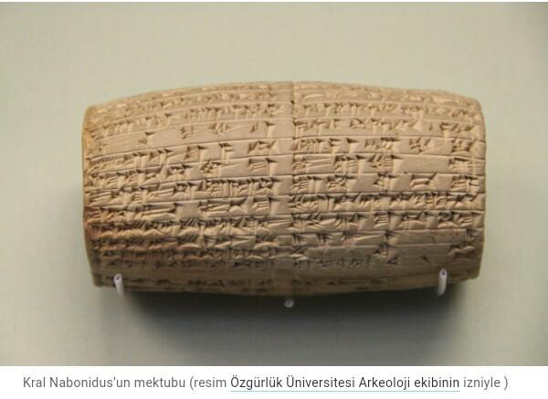 Dünya'nın İlk Ayrılık Mektubu Keşfedildi!