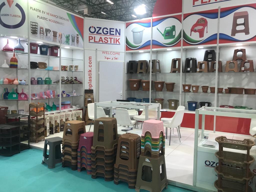 Plastik ev ve bahçe ürünleri Zuchex 2018