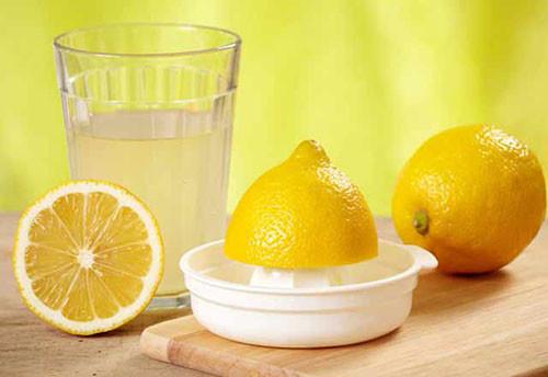 1 Ay Boyunca Limonlu Su Icerseniz Ne Olur 13416696