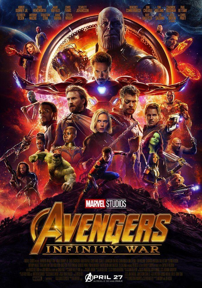 Yenilmezler 3 Sonsuzluk Savaşı – Avengers 3 Infinity War