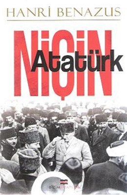 Hanri Benazus Niçin Atatürk Pdf E-kitap indir