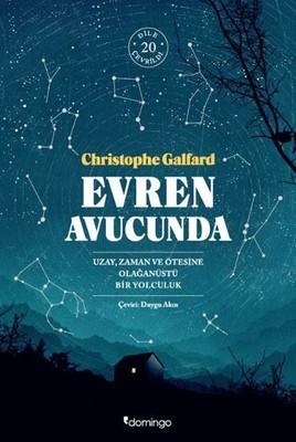 Christophe Galfard Evren Avucunda Pdf E-kitap indir