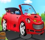 Dora Araba Temizleme Oyunu
