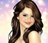Selena Gomez Makyaj Oyunu