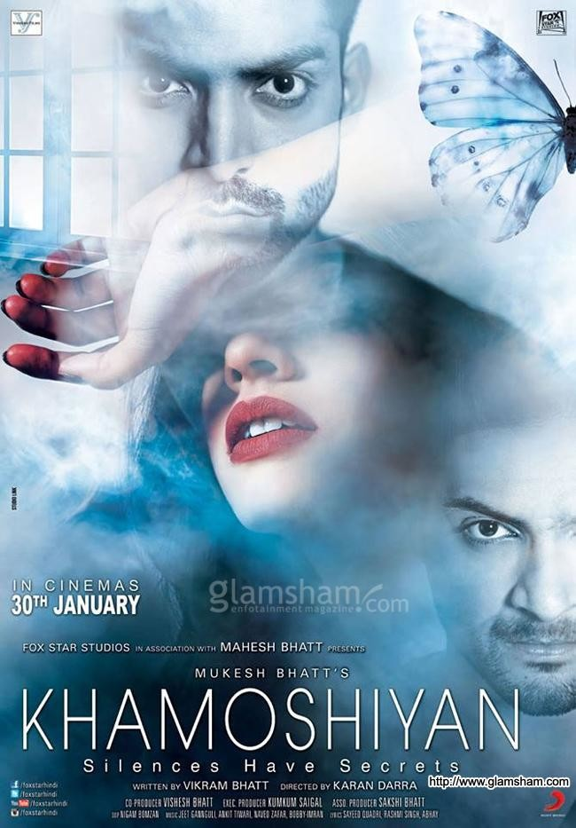 Khamoshiyan / 2015 / Hindistan / Online Film İzle