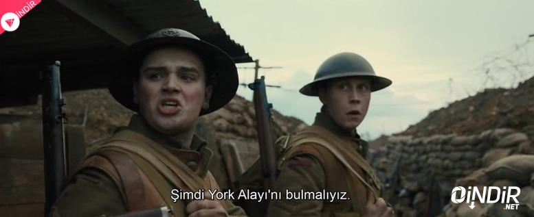 1917 türkçe dublaj indir