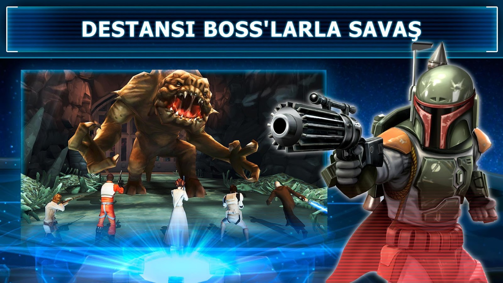 Star Wars™: Galaxy of Heroes Apk Mod