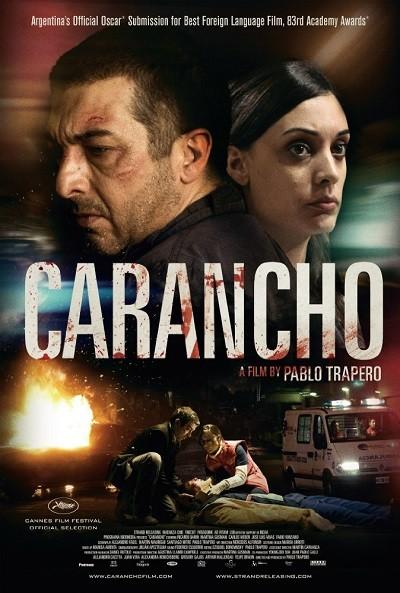 Akbaba - Carancho (2010) m720p BluRay Türkçe Dublaj İndir