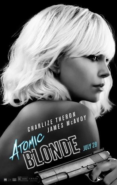 Sarışın Bomba – Atomic Blonde 2017 HDTS x264 – Türkçe Dublaj indir