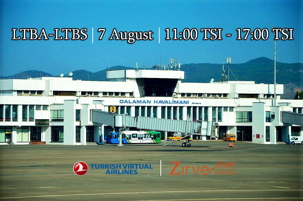 LTBA - LTBS Joint Flight Event
