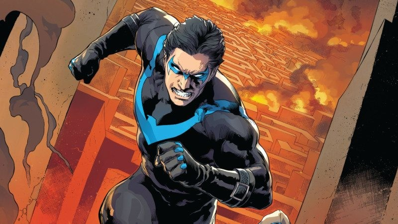 Chris McKay Nightwing