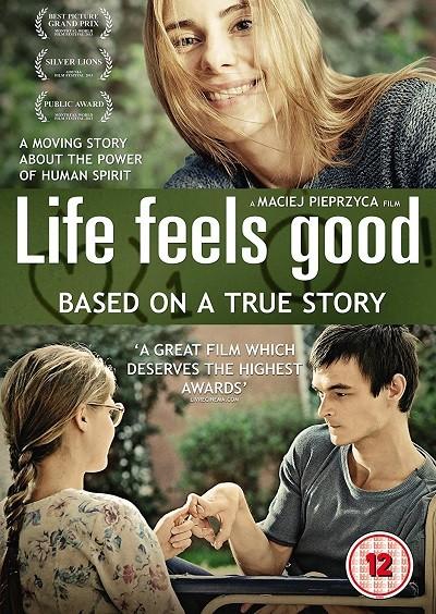 Herşeye Rağmen – Life Feels Good 2013 (Türkçe Dublaj) DVDRip XviD indir