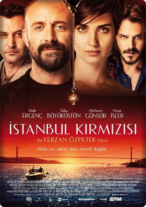 İstanbul Kırmızısı 2017 (Yerli Film) m720p DVDRip Upscale