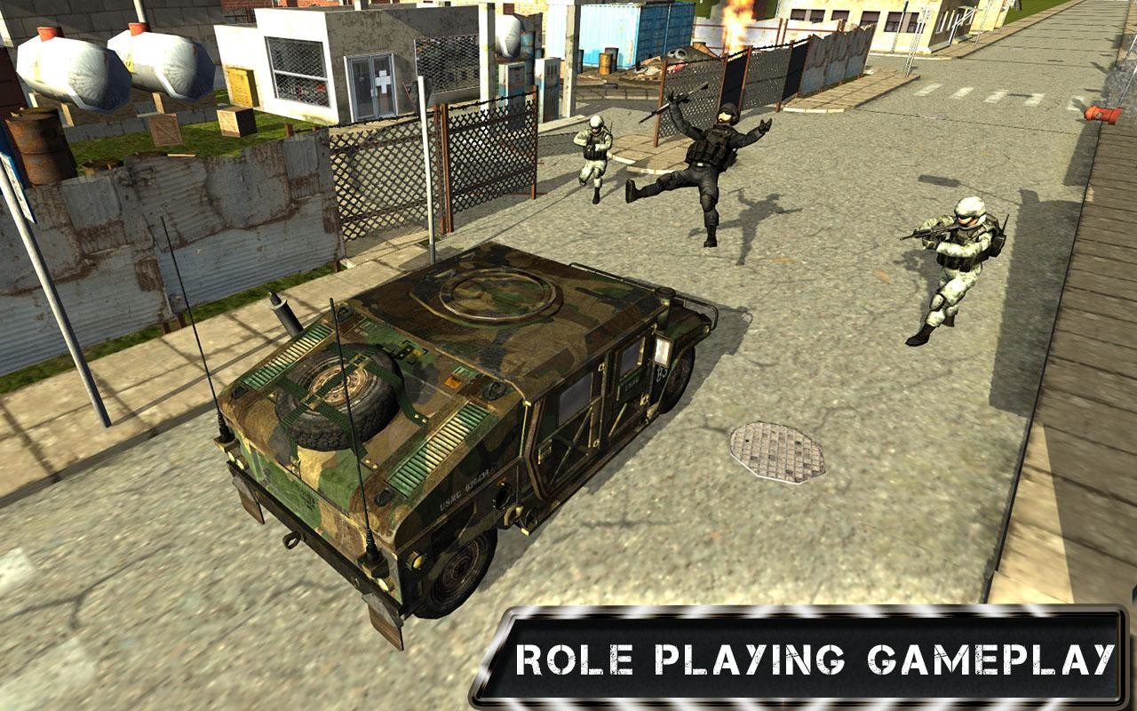 Commando Sarah : Action Game Apk