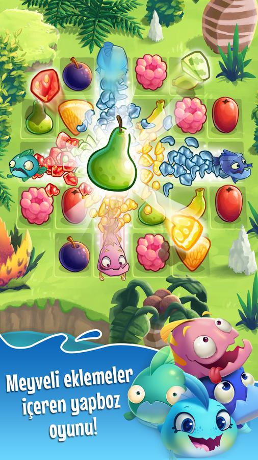 Fruit Nibblers Apk Mod