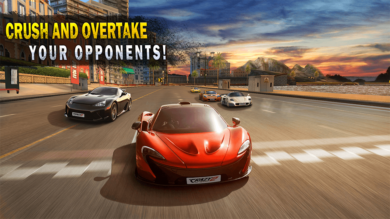 Crazy for Speed Apk Mod