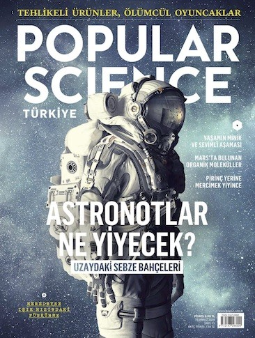 Popular Science Temmuz 2018