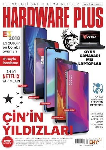 Hardware Plus Temmuz 2018