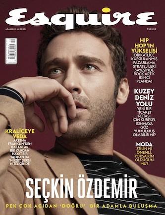 Esquire Ekim 2018