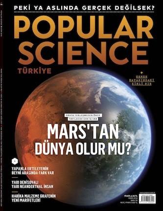 Popular Science Ekim 2018