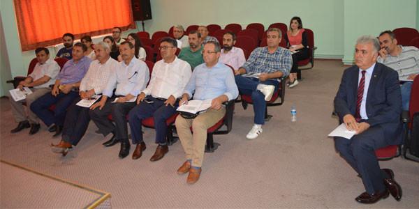 Vergi Barışı ile ilgili seminer