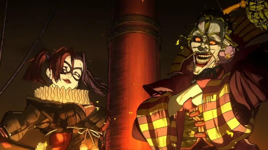 Batman Ninja TR Dublaj Film indir Ekran Görüntüsü 2