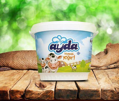 Ayda Yo�urt kova �al��mas�