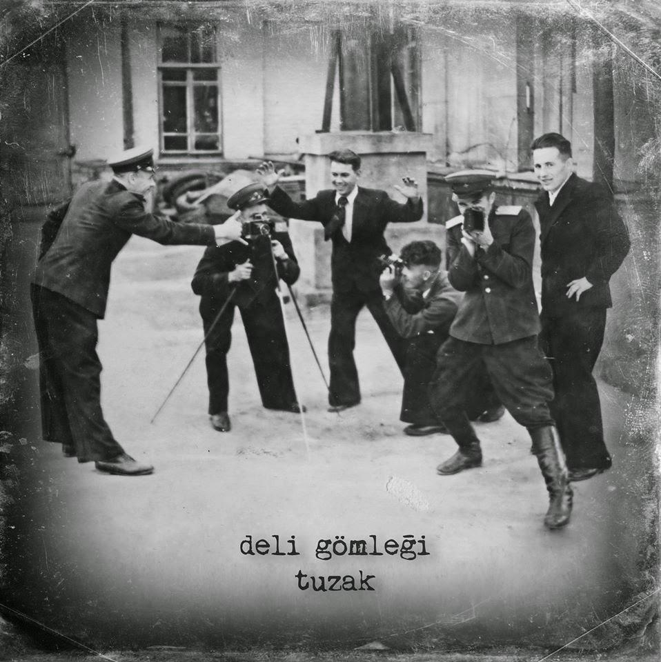 Deli Gömleği - Tuzak - Kapak Resmi