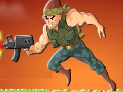 Korkusuz Rambo Oyunu