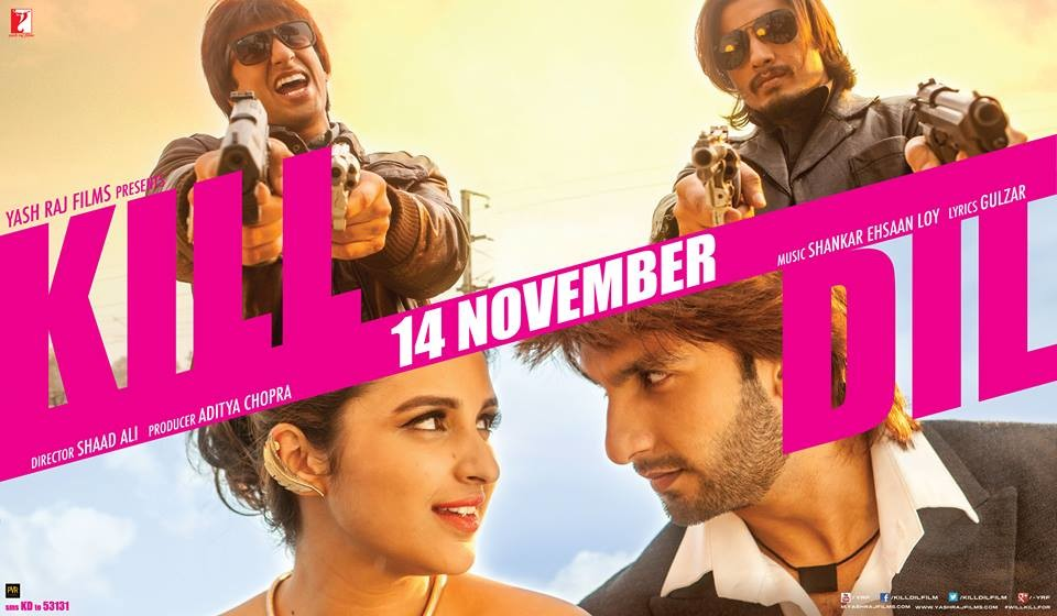 Kill Dil / 2014 / Hindistan /Online Film �zle