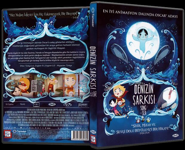 Denizin Şarkısı – Song of the Sea 2014 DVD-5 DuaL TR-EN – Tek Link