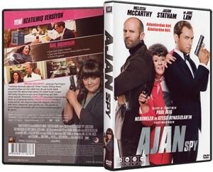 Ajan – Spy 2015 DVD-9 DuaL TR-EN – Tek Link